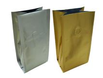 Verbundfolien-Quad-Bags – Aromabeutel