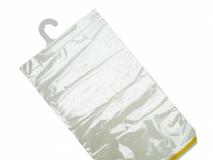 PP-Hakenbeutel, transparent