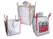 Astbestsäcke – Big-Bags – Containerbags
