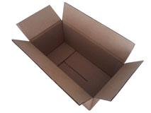 WP-Kartons 1-wellig