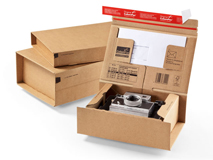Paket Versandkarton ColomPac CP 066 u. CP 067