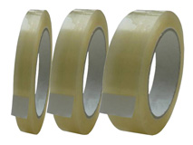 PP Paketband, leise abrollend, 12 mm, 15 mm , 19 mm , 25 mm, 38 mm und  75 mm