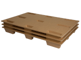 Wellpapp-Paletten 800x600 mm CONE PAL®ANT