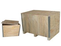 Sperrholzkisten faltbar - Modell Standard