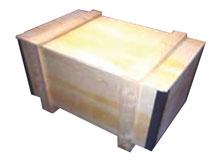 Sperrholzkisten faltbar - Modell Ringleisten