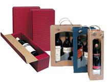 Geschenkverpackungen für Flaschen