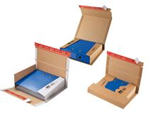 Ordnerverpackungen ColomPac CP 050 u. CP 055