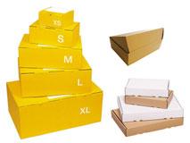 Kartonboxen für Post & Paketversand