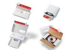 Versandtaschen für CD-ROMs