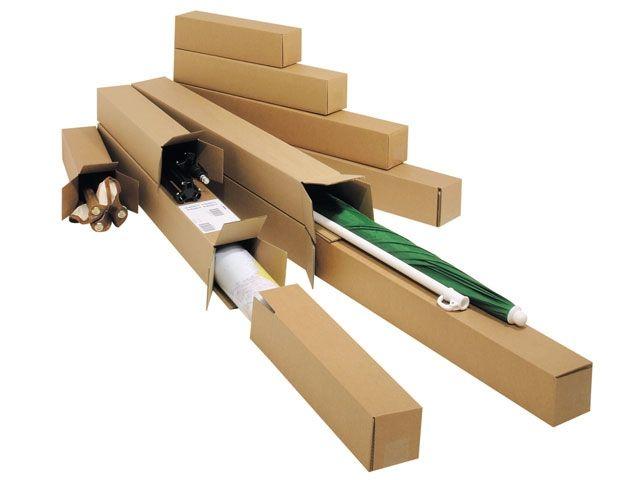 Sparset HIT-3 + HAT-1 Versandhülsen 105x105x870 mm 112x112x1050 mm