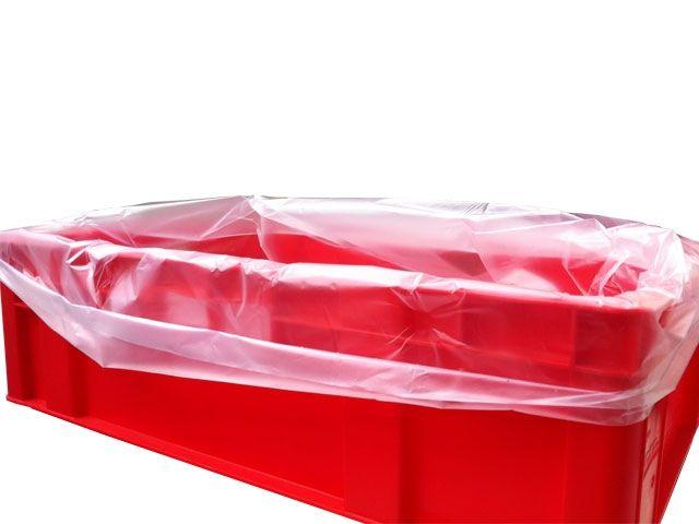 Einlegesäcke aus HDPE für E3-Kisten - 620x400x920 mm