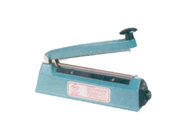 Impuls-Folienschweißgerät - 200 mm Schweißbreite - mit Schneidemesser - 5 mm Verschlussbreite