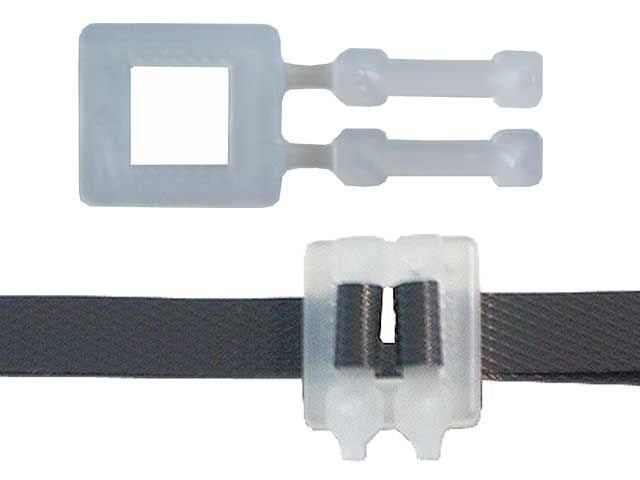 Kunststoffschnallen - 16 mm -  für PP-Umreifungsband