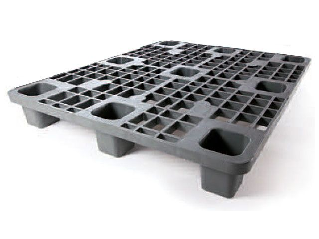 Kunststoffpaletten - 1000x1200x150 mm - bis 2.500 Kg belastbar