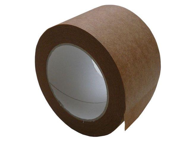 Papierklebeband, braun - 50mmx50m - Nr. 210