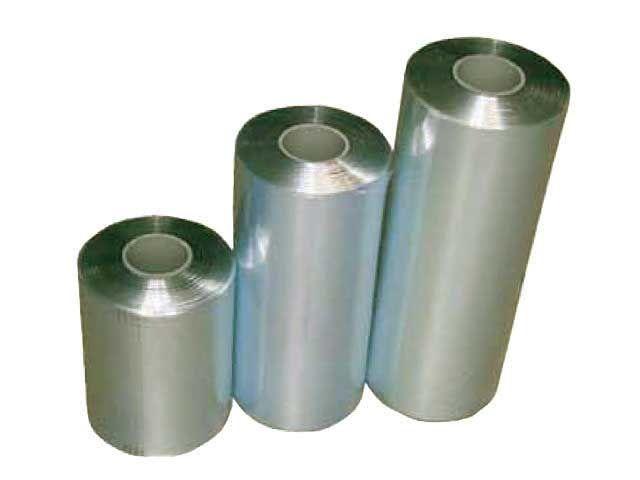 PVC-Halbschlauchschrumpffolie - 600/600mmx450m - 25 µ