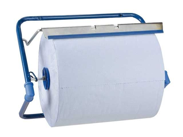 Wandhalter für Putzpapierrollen