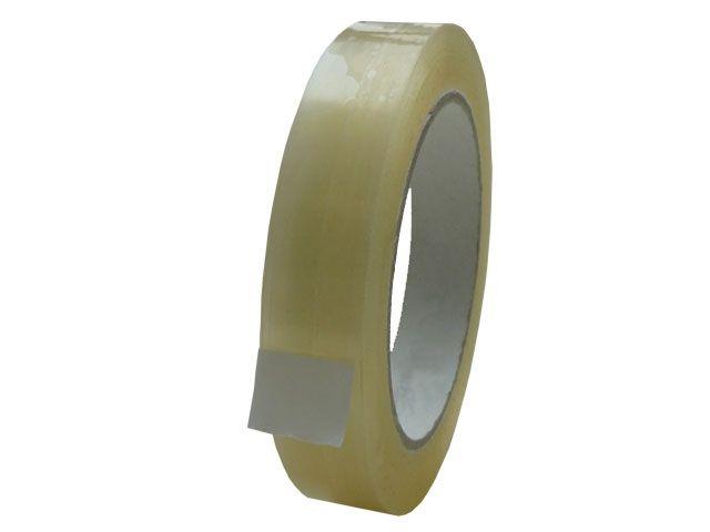 PP Paketband, transparent - laut abrollend - 19mmx66m - 46µ - Hotmeltklebstoff - Nr. 831