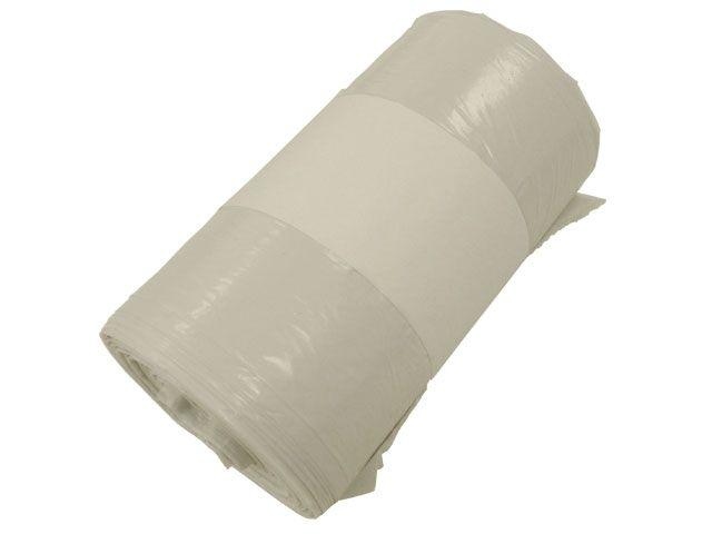 LDPE-Abfallsäcke, weiß - 90 L - 630x850 mm