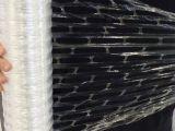 PE-Handstretchfolie, transparent - gelocht - 9µ - 450 mm x 600 m